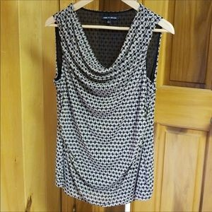 Cable and Guage XL sleeveless shirt